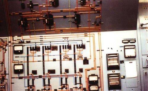3) Control panel