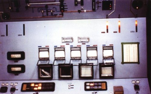 Control panel for lithium 6