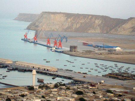Gawadar Port