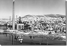 warren refinery