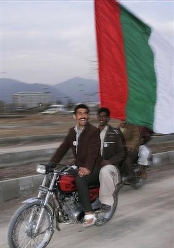 AP TOPIX Pakistan Election
