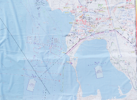 detail Russian attack map