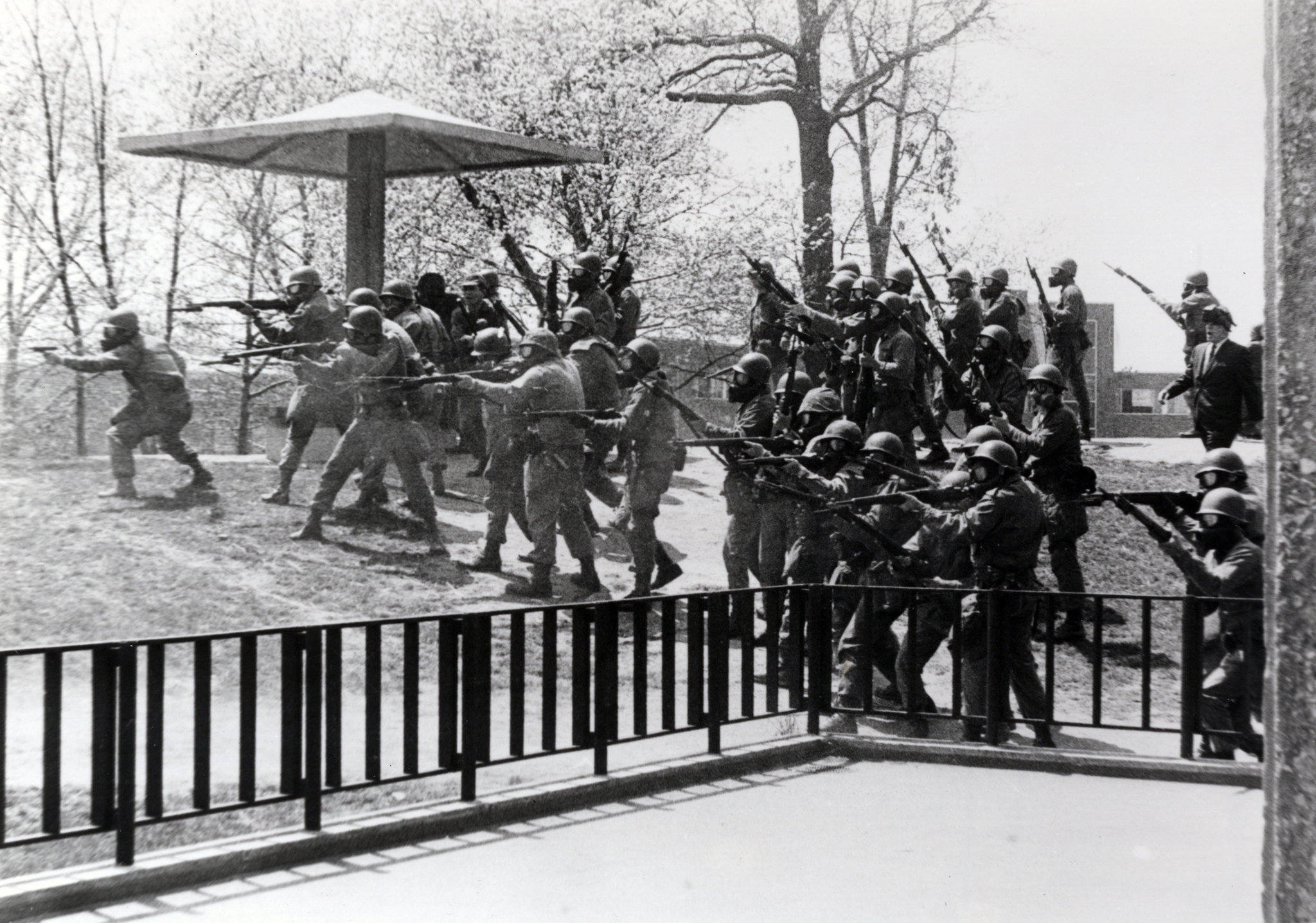 the reactions of the people towards the kent state university shooting of may 4 1970 Friday's commemoration of the shootings at kent state university may 4, 1970 is the may 4, 1970 kent state shooting of the people of ohio.