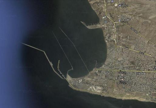 Chabahar port2