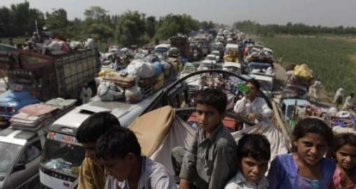 Mehsud tribe jams Wana roads