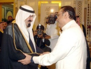 al-Saud and Zardari