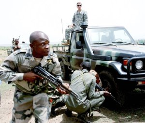 SPECOP trains Malian special forces