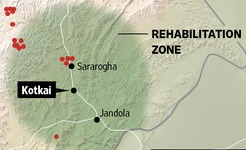 rehabilitation zone
