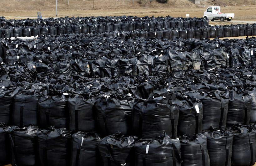 Fukushima waste