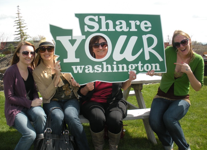share your washington
