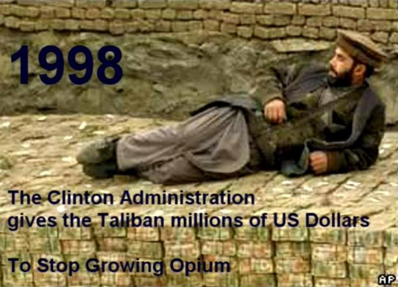 taliban bed of dollars2