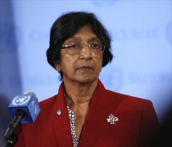 Ms. Navi Pillay