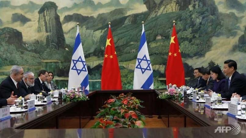 zionist china