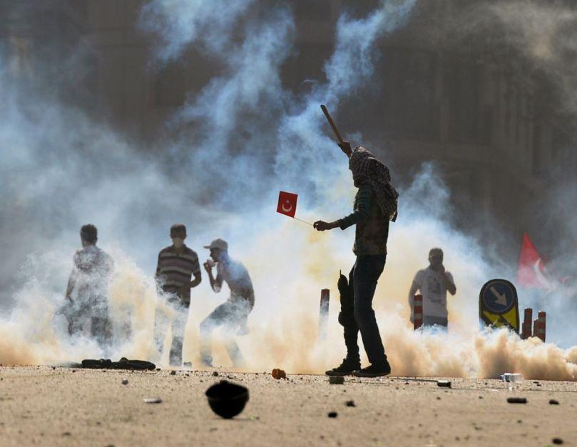 APTOPIX-Turkey-Protes_Horo