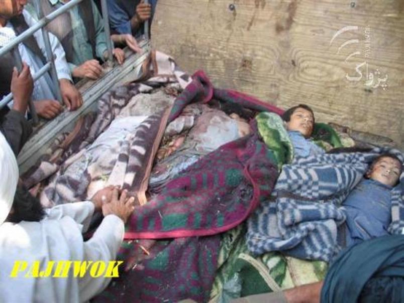 afghan civilian dead