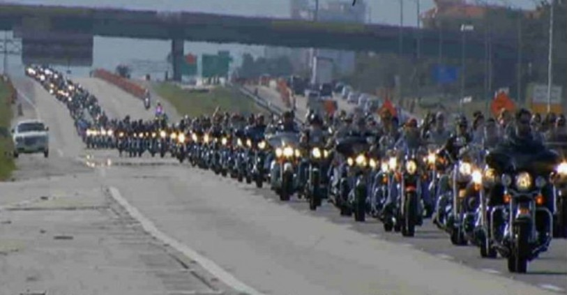 one million bikers rally dc