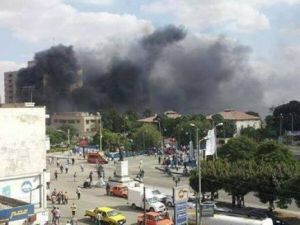 Egypt spy explosion