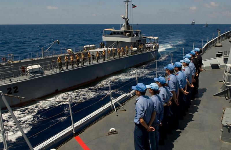 UNIFIL Lebanon Navy
