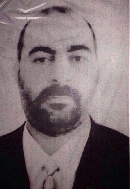 Abu Bakr al-Baghdadi Iraq int photo