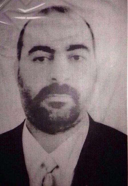 Abu Bakr al-Baghdadi Iraq int photo