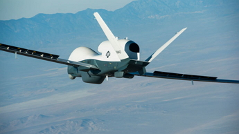 The Triton unmanned aircraft system Reuters Bob Brown
