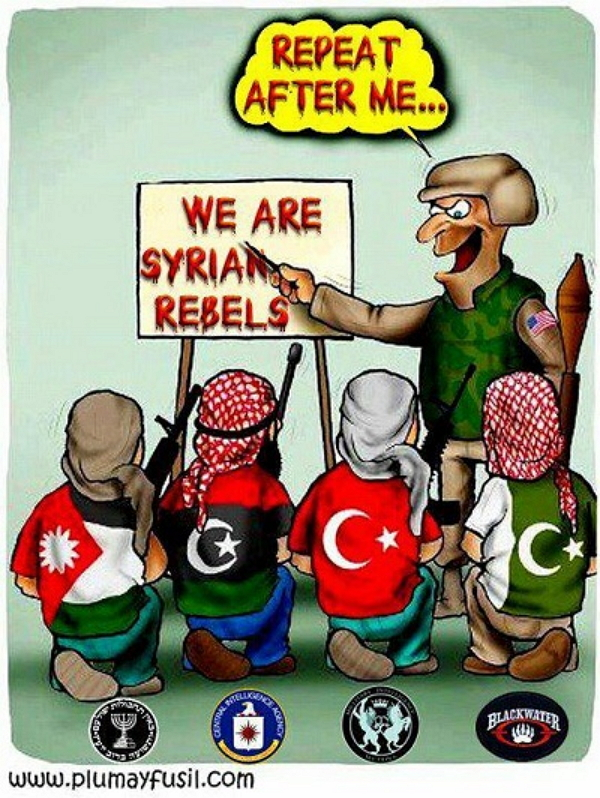 we are all syrians