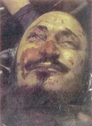 Abu Omar al-Baghdadi dead