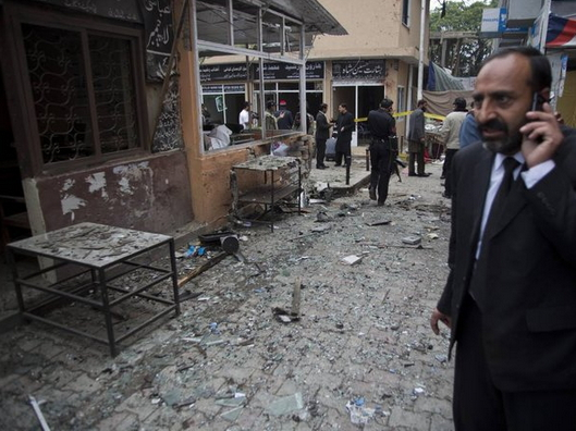 islamabad court bombing