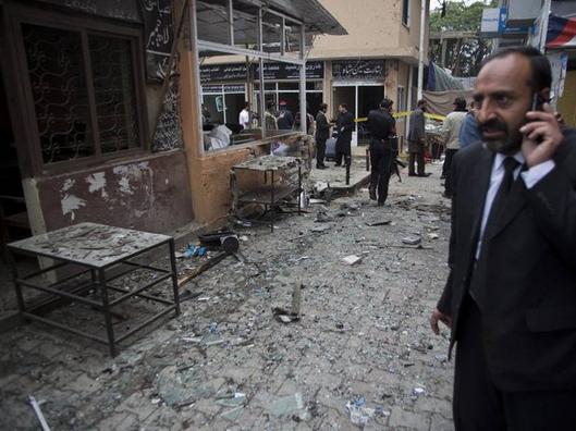 islamabad court bombing