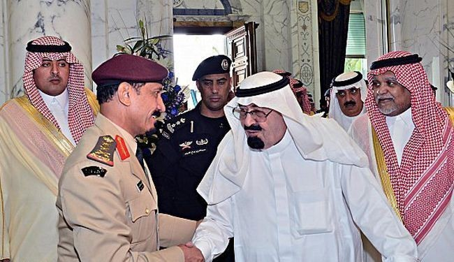 Saudi Prince Bandar officially removed from spy chief post