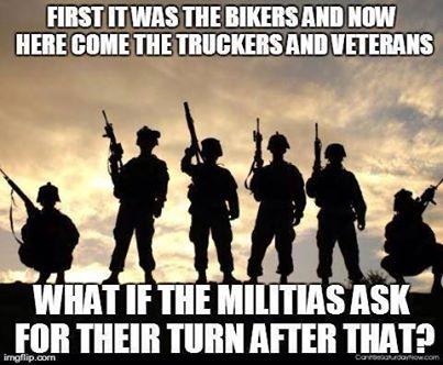what if militias