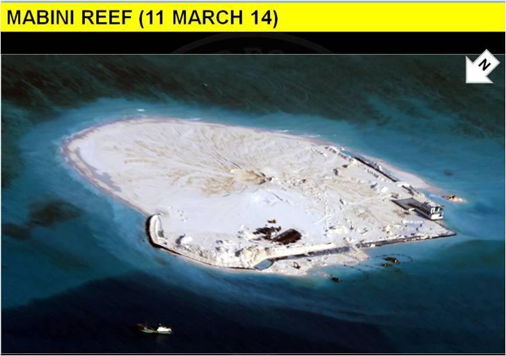 Chigua Reef 2