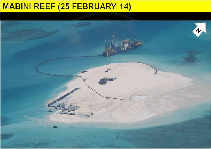 Chigua Reef
