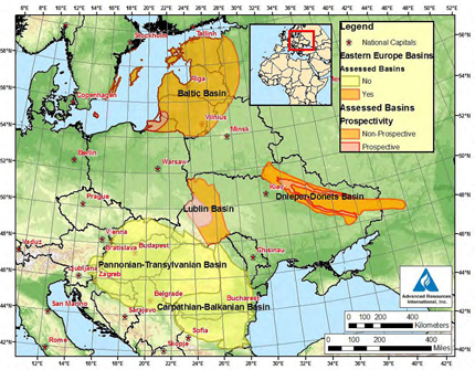 ukrainemap-non-premiumMap of Shale Gas Basins in the Ukraine