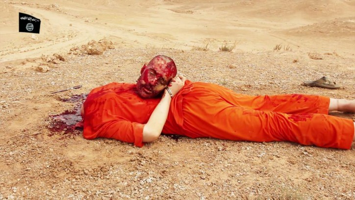 James Foley beheaded