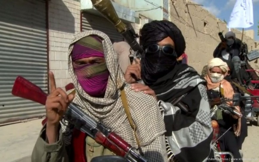 Taliban-in-Ghazni
