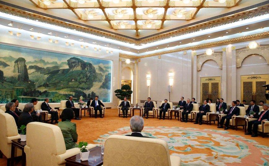 China devel bank