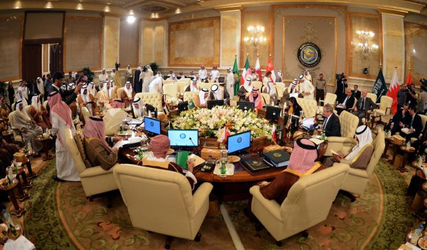 KUWAIT-GULF-GCC-DIPLOMACY
