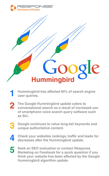 goog hummingbird
