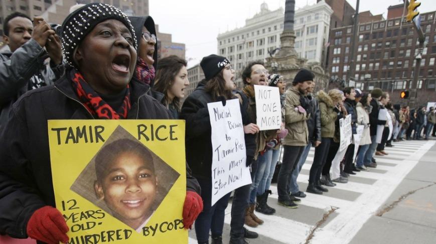 police shooting of Tamir Rice