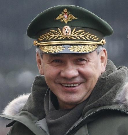 russ def min Sergey Shoigu
