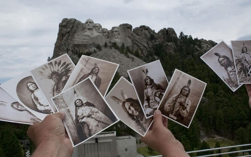 Sioux Rushmore