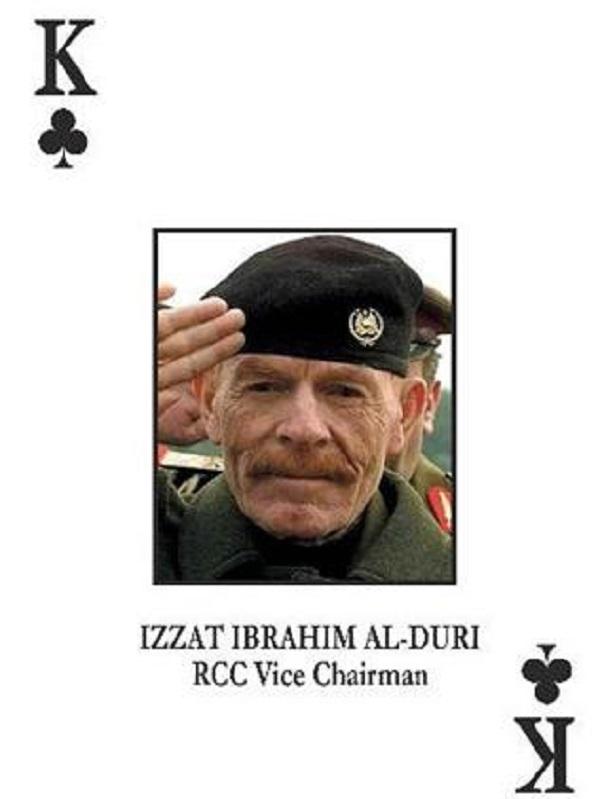 Gen. Izzat Ibrahim al-Douri