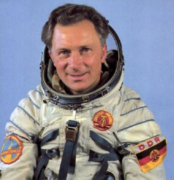 cosmonaut Sigmund Jena
