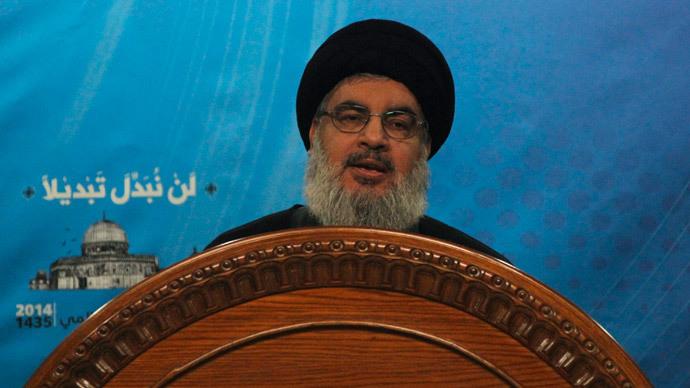 Hezbollah leader Sayyed Hassan Nasrallah