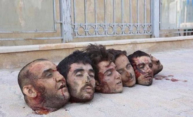 isis head collection