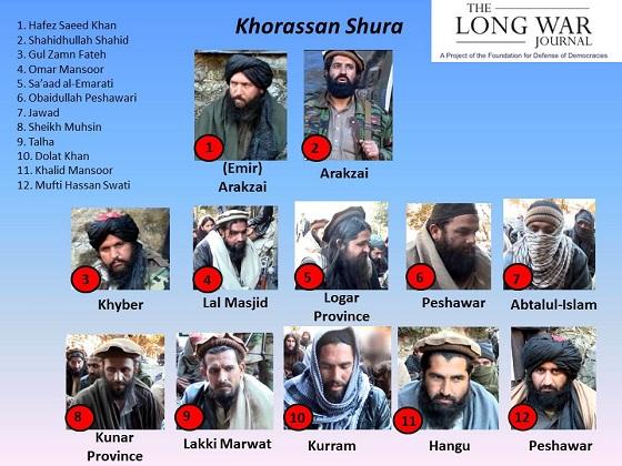 Khorassan Shura islamic state