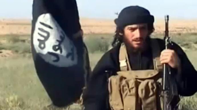 spokesman for the Islamic State of Iraq and the Levant ISIL Abu Mohammad al-Adnani al-Shami