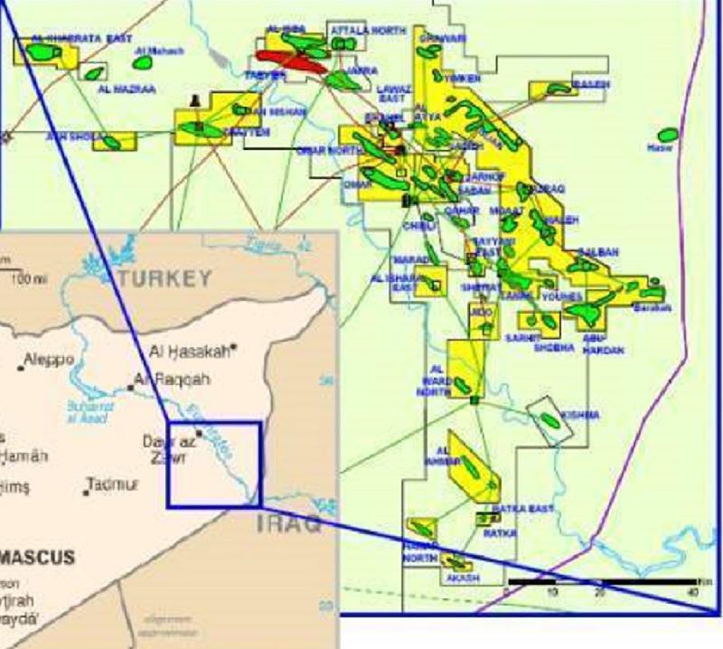 Syrian Petroleum Company SPC