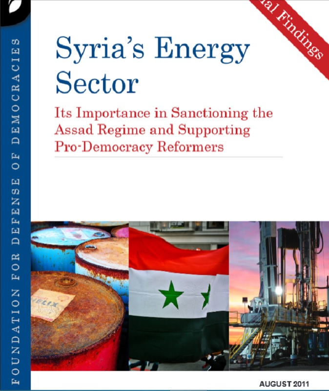 Syria's Energy Sector